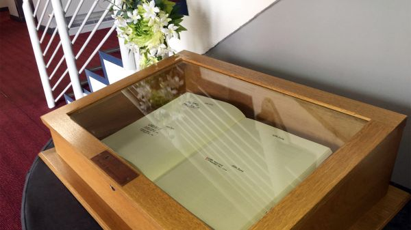 Find out more about Book Of Remembrance