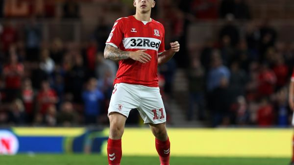 Jordan Hugill West Brom