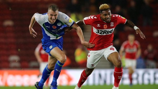 Britt Assombalonga sent Dan Burn to cleaners in a foot race during the second-half