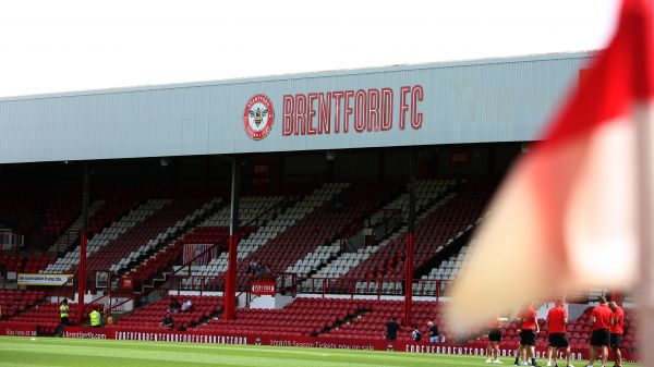 Griffin Park, the home of Brentford FC
