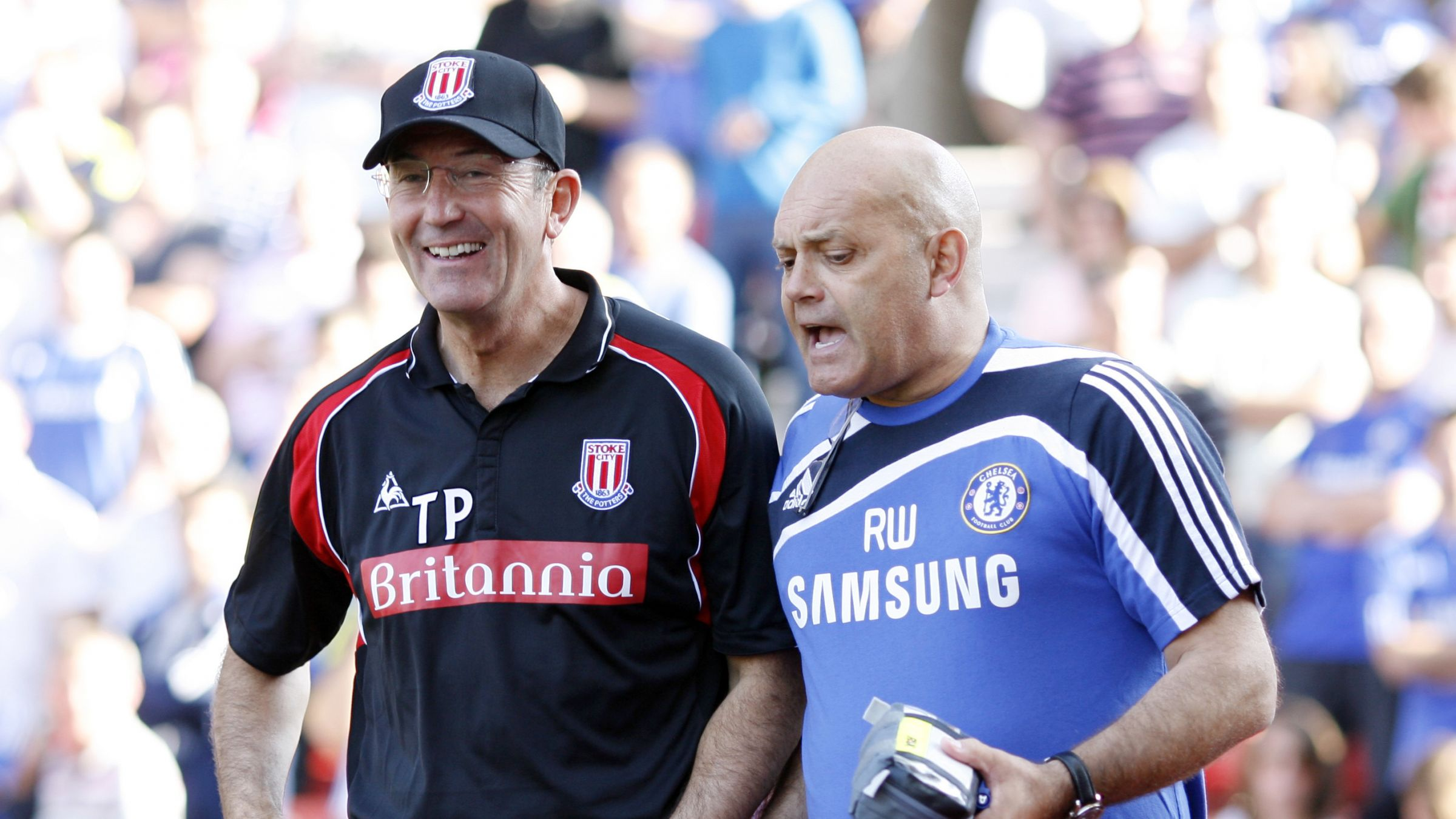 Middlesbrough manager Tony Pulis' tribute to Ray Wilkins