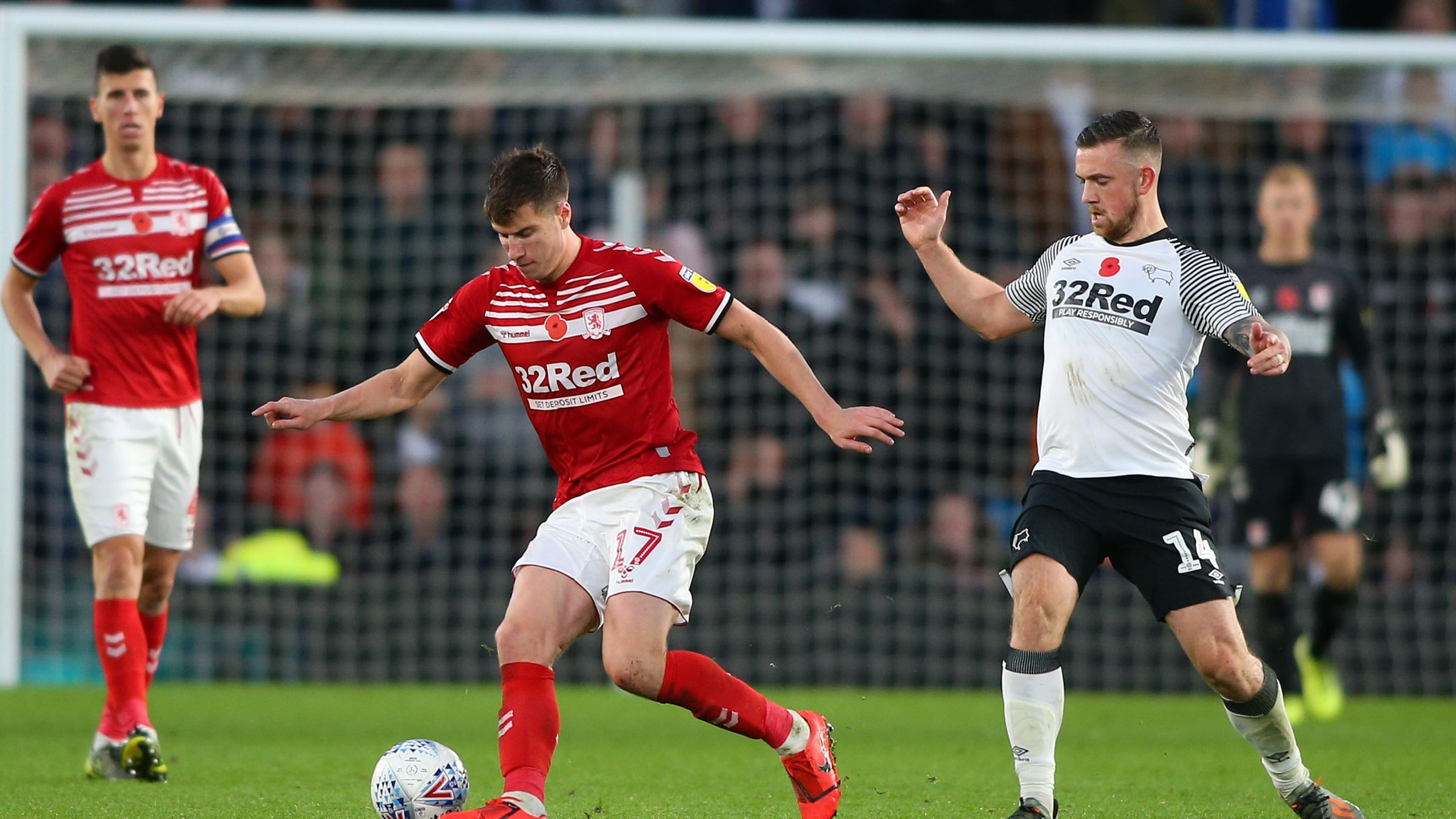 Match Report Derby County 2 Boro 0 Middlesbrough Fc