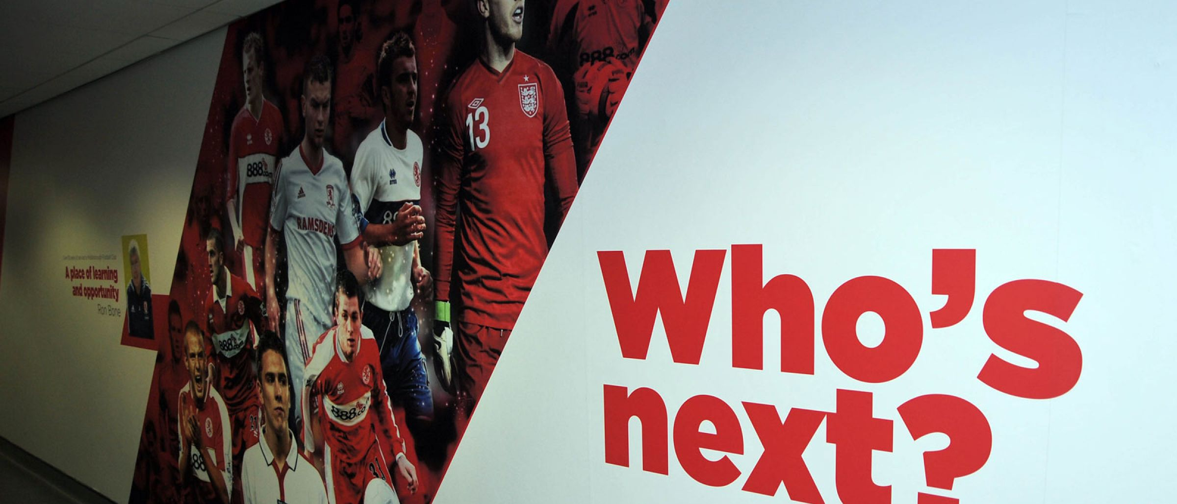 Academy Wall- Who's Next?