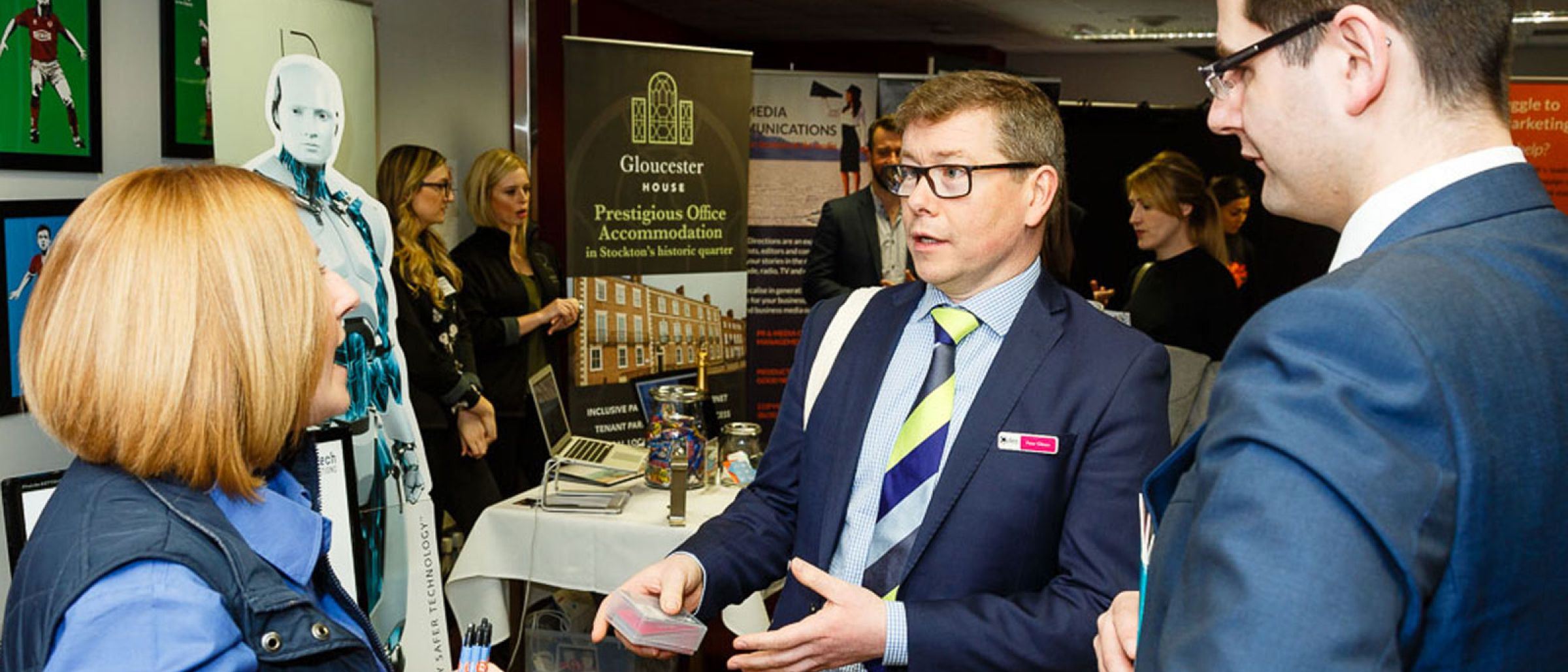 Conference and events exhibitions