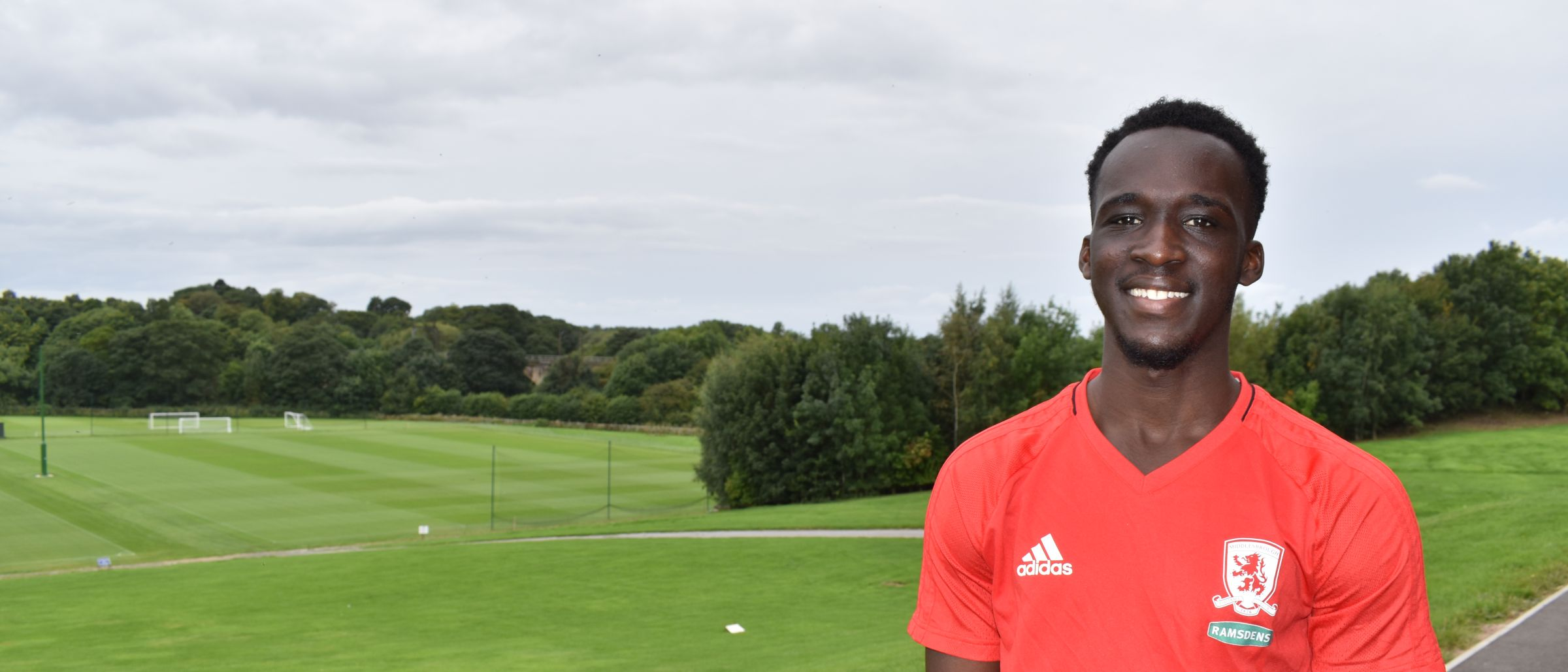 Middlesbrough FC complete the signing of Amadou Sylla