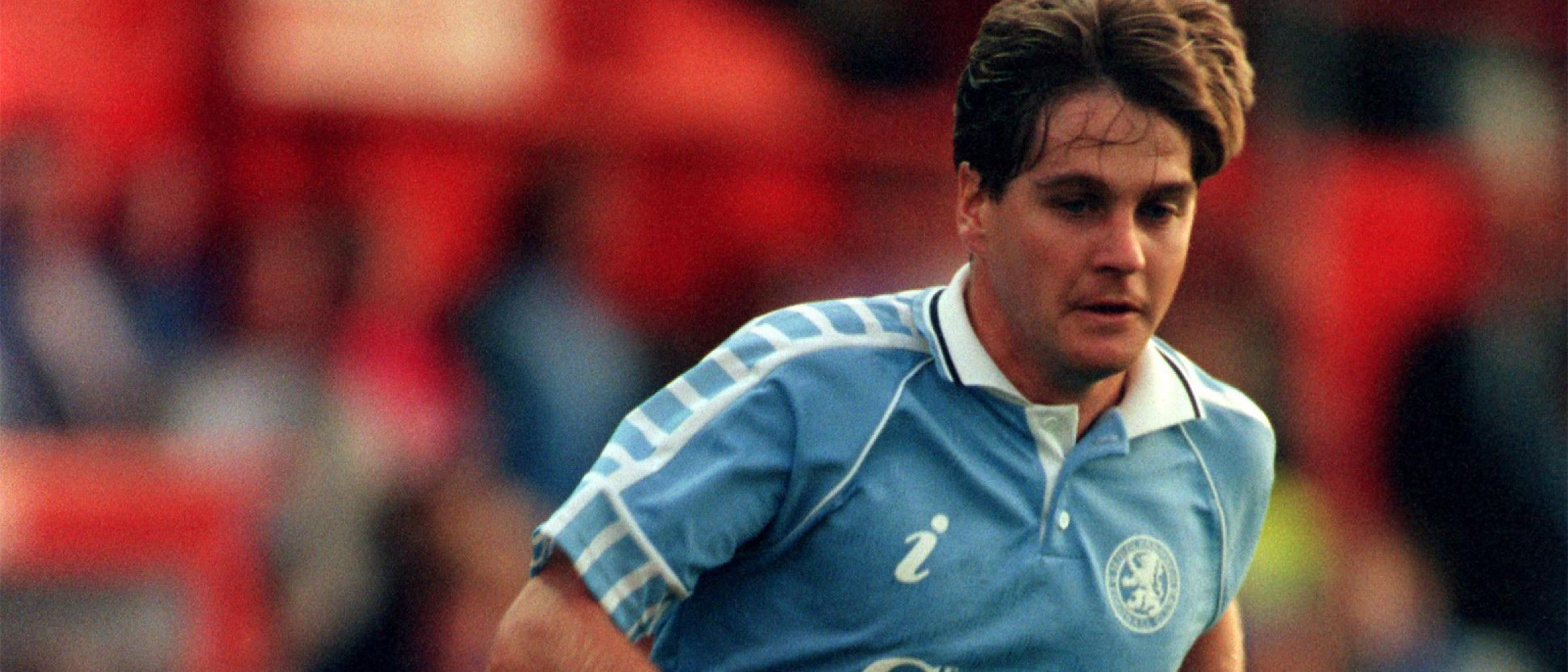John Hendrie in action for Boro