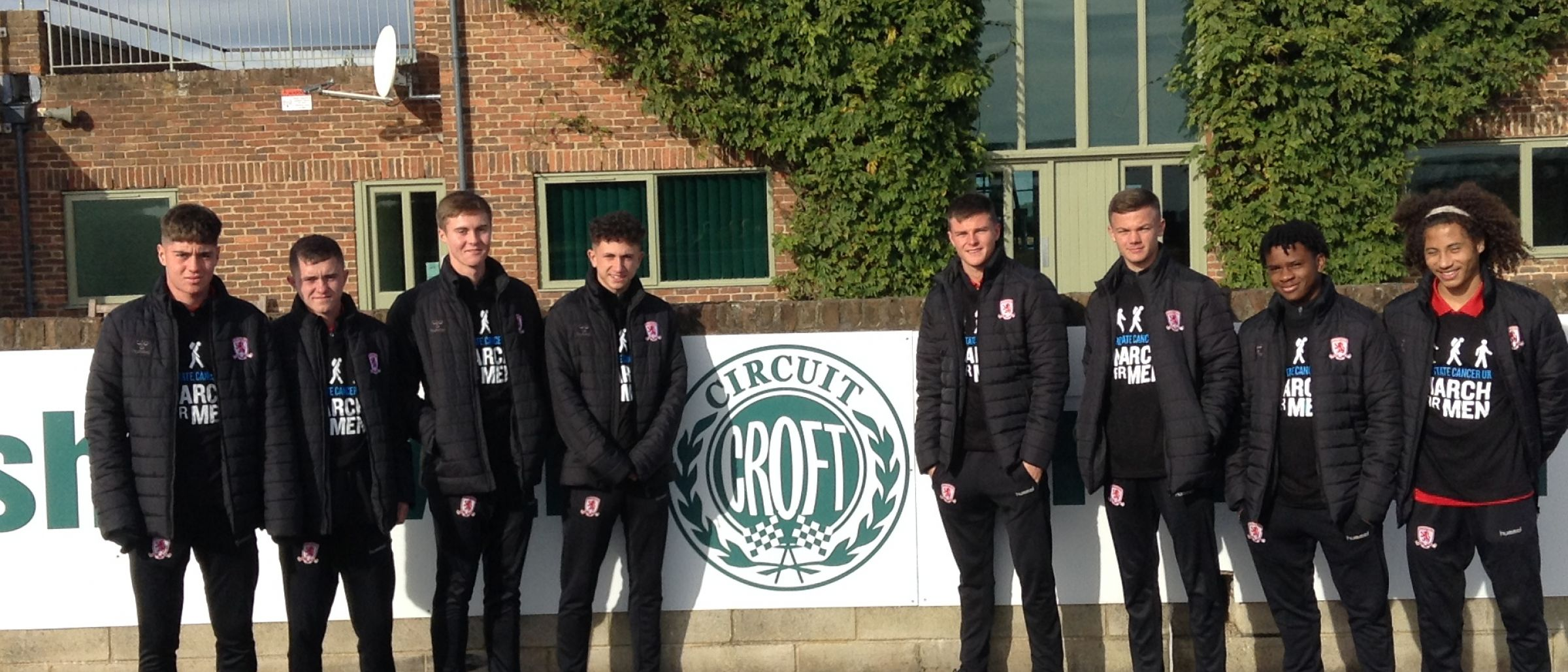 Under-18s March for Men