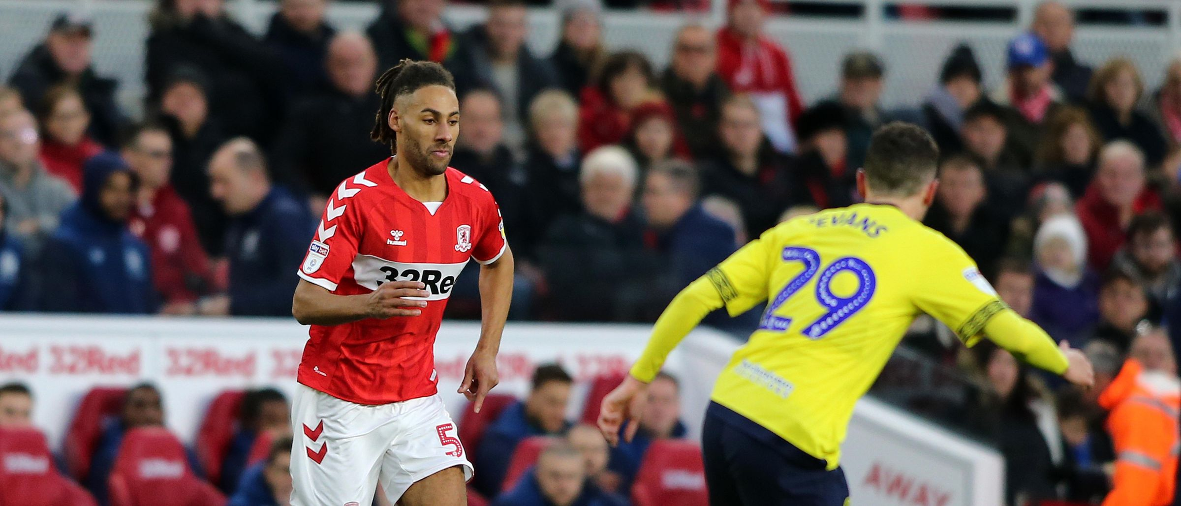 Back from injury, Ryan Shotton is back at right-back