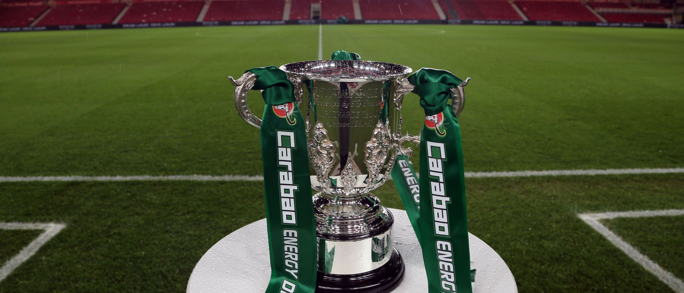 Carabao Cup at the Riverside ahead of Boro v Burton Albion