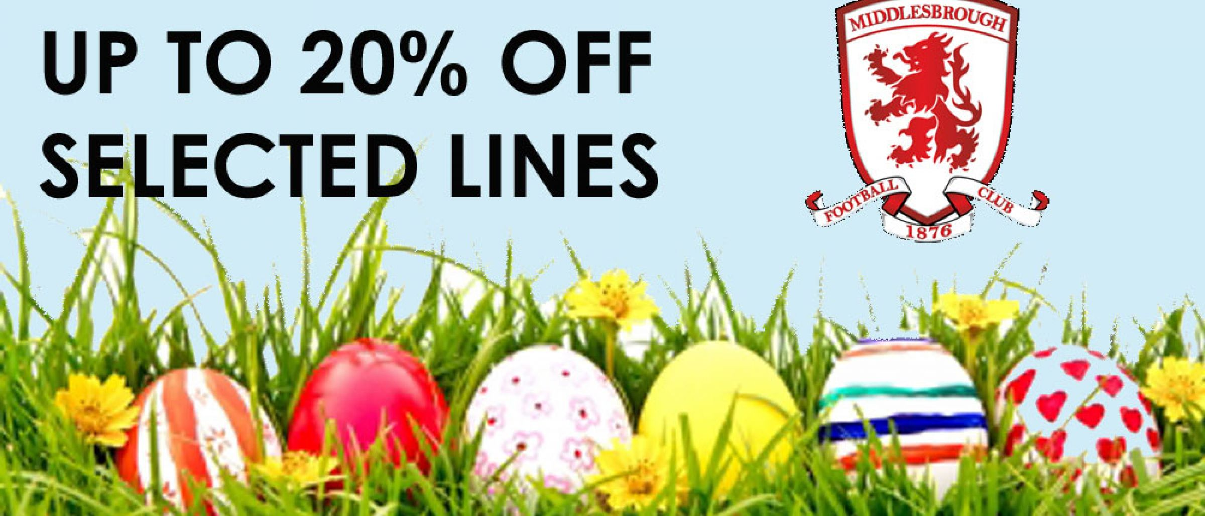 Spring deals at MFC Official