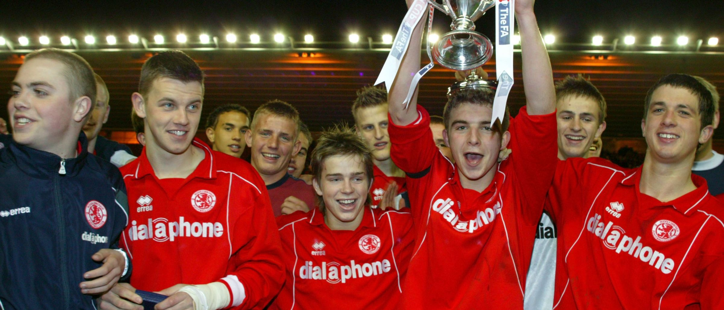 Youth Cup winners 2004