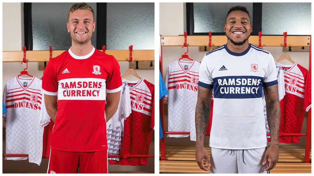 best loved b2947 58539 Bank Holiday Bonanza: All Boro Shirts Reduced To £10 ...