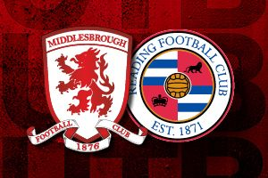 Boro v Reading - Buy Tickets Online