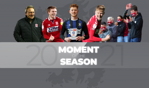 Moment Of The Season - 2020/21